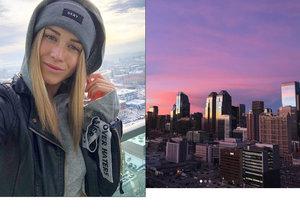 Veronika Kopřivová se loučí s Calgary