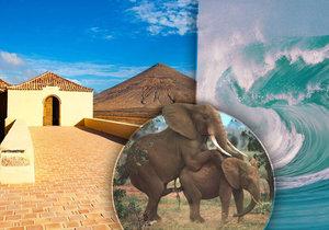 Turisté mají na svých dovolených různorodé problémy.