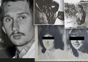 Řádil v Hřensku sériový vrah? Rok po záhadné smrti tří trampů tu zmizely dvě dívky. V okolí byly nalezeny lidské ostatky!