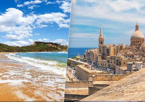 Tajemná Malta: Kostely, paláce, ale i zábava