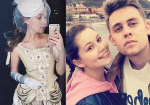 Syn Žilkové Vincent by se divil! Expřítelkyně Rojková už má svatební šaty i ženicha.