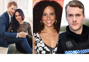 Chystá se film o lásce prince Harryho a Meghan Markle! Kdo ztvární hlavní role?