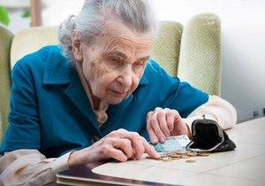 Zhoršení své kupní síly očekávají častěji důchodci.