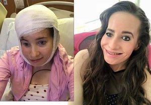 Ivana Danišová podstoupila náročnou operaci.