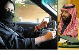 Díky reformám korunního prince Mohameda bin Salmána mohou Saúdky řídit auto, studovat a chodit na fotbal.
