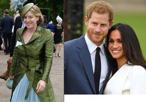 Utajovaná nevlastní sestra prince Harryho! Přijde mu na svatbu?