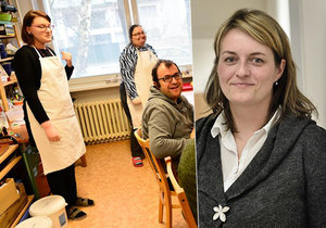 Ředitelka Lucie Mervardová (40) ● Už 14 let se stará o lidi s mentálním postižením: Díky Pohodě jsou klienti v pohodě!