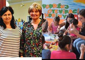 Dvě kamarádky založily před 16 lety Komunitní centrum Motýlek.