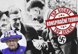 Konspirační teorie: Vyzrazoval král Anglie válečná tajemství nacistům?