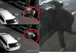 Kriminalisté už měsíc hledají lupiče, který se v Ostravě pokusil brutálně oloupit mladou studentku.