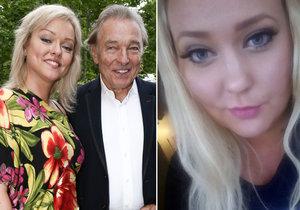 Svatba v rodině Českého slavíka: Gottova »vnučka« se bude vdávat! Karel na svatbu nepojede