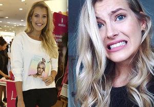 Modelka Jitka Nováčková čelila obávané zkoušce! Jak dopadla?
