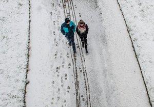 Česko a nový příděl sněhu