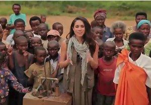 Charita, jejíž tváří je Meghan Markle: Potravinová pomoc za sex a za peníze! Orgie s prostitutkami na Haiti jsou jen špička ledovce, říká prezident
