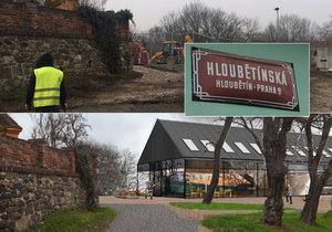 Klubovny, kavárna i knihovna: Na podzim se v Hloubětíně otevře komunitní centrum
