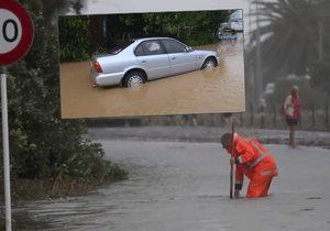 Nový Zéland zasáhla silná bouře