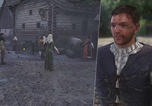 Kingdom Come: Deliverance je zajímavá, ale technicky hodně problémová videohra.