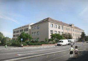 Základní škola Květnového vítězství zvýší kapacitu o 100 nových míst: Rozšíření vyjde na 133 milionů