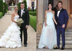Leoš Mareš se ženil už podruhé. Ve svatbách udělal velký rozdíl.