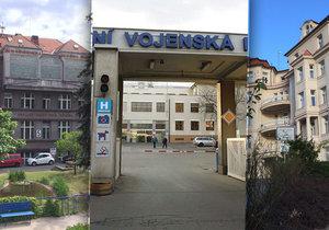 Co chystají některá pražská lékařská zařízení pro letošní a příští rok?
