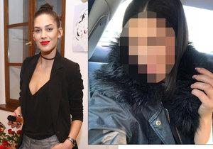 Aneta Vignerová se ukázala bez make-upu.