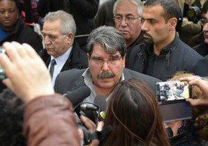 Sálih Muslim, kterého měly údajně české úřady zadržet.