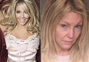 Hvězdu seriálu Melrose Place Heather Locklear zatkli za domácí násilí.