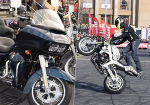 Veletrh Motocykl 2018 začíná 1. března.
