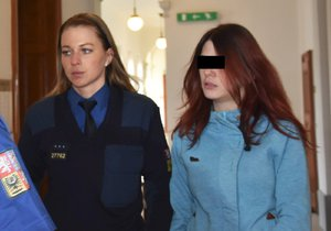 Jana F. dostala za brutální vraždu svého novorozeného synka 17 let vězení.
