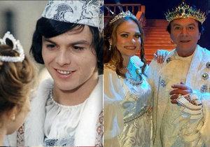 Pavel Trávníček bude hrát v divadelním zpracování Popelka.