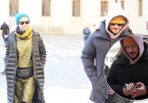 Tajné rande Orlanda Blooma s Katy Perry v Praze