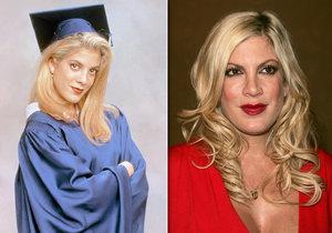 Zásah policie v domě Tori Spelling: Donna z Beverly Hills se zhroutila?