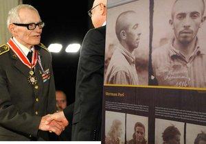 Výstava líčí osudy válečného veterána Jana Plovajka (95) a dalších, kteří prošli sovětským gulagem.
