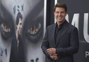 Tom Cruise získal anticenu Zlatá malina.