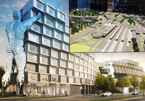 Výstava Institutu plánování a rozvoje přiblíží stav 69 vybraných pražských projektů.