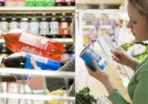 Ministerstvo si posvítí na problémové potraviny, bude kontrolovat všechny šarže.