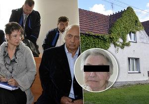 Hyenismus v domově seniorů: Ředitel obral stařenku o dům, dostal podmínku.