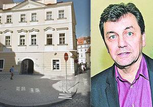 Gustav Bubník se kvůli dluhům zbavil i Divadla Na Perštýně.