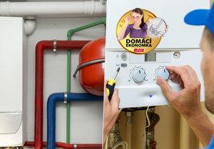Jak vybrat plynový kotel? Ten nejúspornější nemusí být vždy nejideálnější