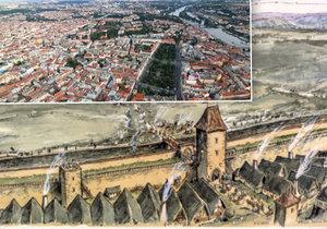 Přesně před 670 lety nabylo historické centrum Prahy své nynější podoby.