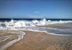 Vlny bývají v Austrálii pěkně divoké