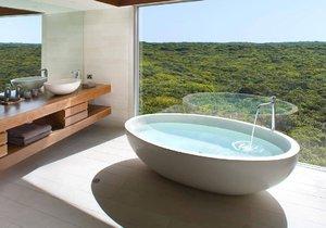 Nejkrásnější koupelny světa