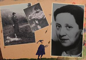 Friedl Dicker-Brandeisová byla rakouská a československá výtvarnice a pedagožka.