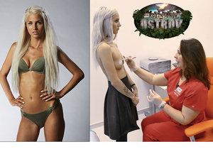 Nikol z Robinsonova ostrova šla pod kudlu: Nechala si zvětšit prsa!
