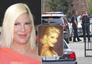 Trable Donny z Beverly Hills pokračují! U jejího domu už byla podruhé policie.
