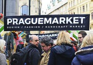 Šperkařský ráj na náměstí Republiky: Praguemarket odstartoval sezonu