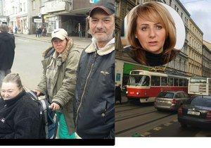 Někteří Pražané jsou s dopravou nespokojení.