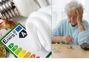 Šmejdi nabízejí seniorům bezplatné žárovky.  Potom za ně účtují tisíce korun (ilustrační foto)