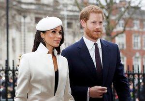 Princ Harry odmítl podepsat předmanželskou smlouvu.