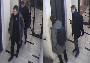 Dva muži ukradli ze sklepů v Sinkulově ulici tři jízdní kola. Škoda je 80 tisíc.